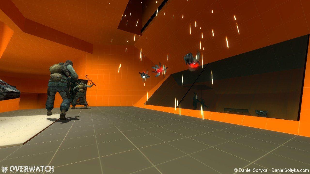 Combat - Map: ow_citadel